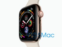 LEAK: Here's Apple Watch Series 4 with edge-to-edge dispaly