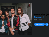 "Apple and Maroon 5 come together to promote the ""Memories"" feature in Photos"
