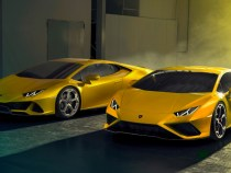 Apple and Lamborghini join forces for the presentation of the new Huracán EVO RWD Spyder in augmented reality