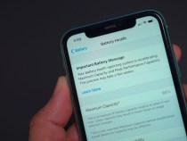 With iOS 15 a new Smart Battery function could arrive