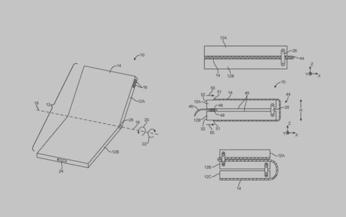 Apple Granted Patent for Folding iPhone