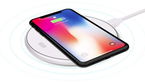 3. Fresh air Wireless Charging Pad