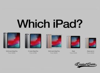 Which iPad Model do I have