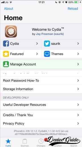 How to Jailbreak iOS 12-12 1 2 - Jailbreak iOS 12 1 2 with Computer
