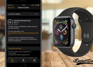 how to install watchos 6 beta without developer account