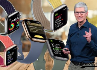 Apple Watch Series 5 Features