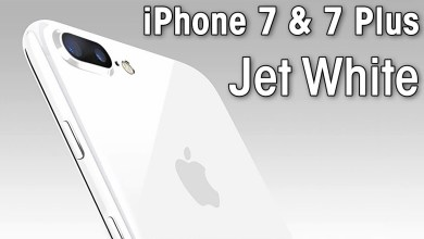Apple will Launch Jet White iPhone 7 and iPhone 7 Plus