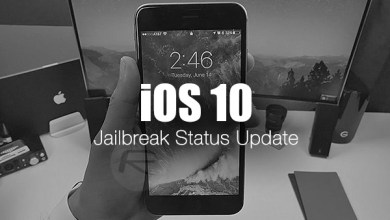 iOS 10.1 semi-tethered jailbreak iPhone 7