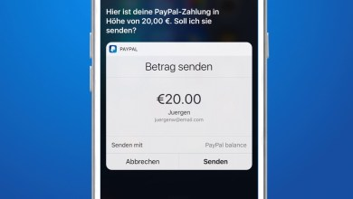 Send Receive Money Through Siri Paypal