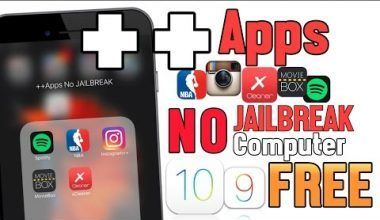 Install free Apps No Jailbreak iOS 10.2