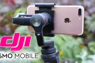 BEST iPhone 7 plus Gimbal DJI Osmo Mobile