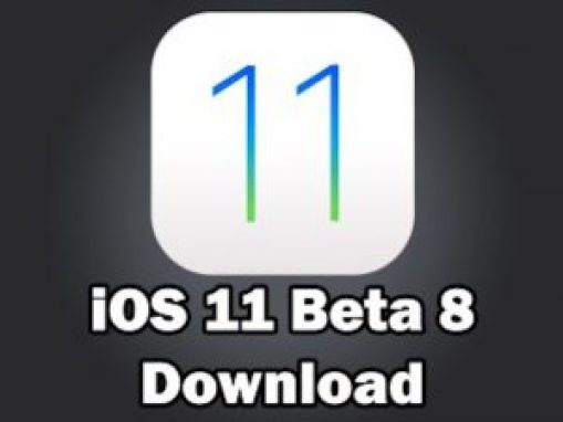 Download iOS 11.0 Beta 8 for Free
