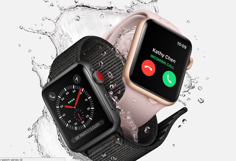 activate apple watch serie 3