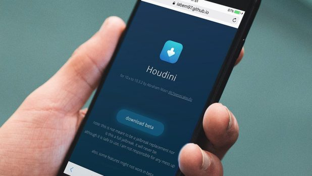 Houdini for iOS11! More Features Included!