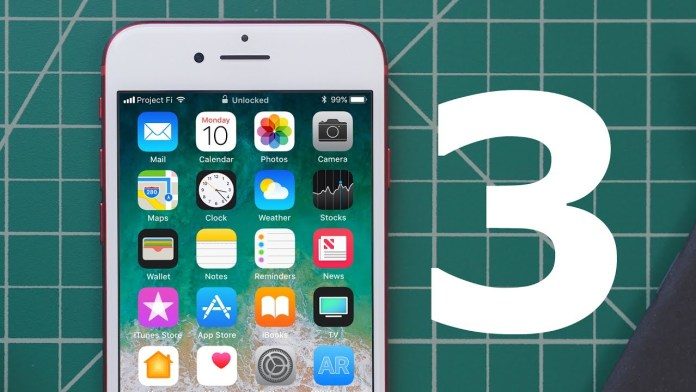 iOS11.3 Beta 3 is out direct download and developer profile