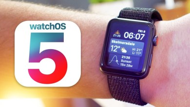 What's new on watchOS 5