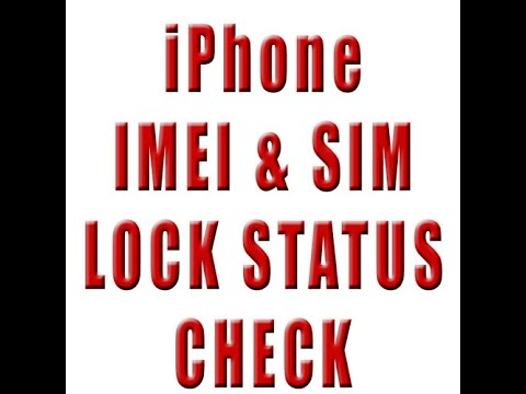 Free imei services check icloud