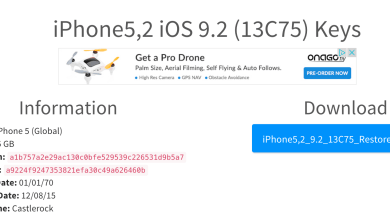 iphone 5 ipsw custom keys