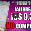 jailbreak ios9.3.3 no computer