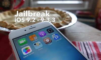 New Jailbreak loader 9.3.3 pangu jailbreak