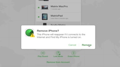 Turn Off Find My iPhone with a Computer from iCloud.com