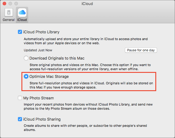 iCloud - How to download all your photos & videos on Mac