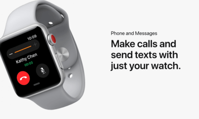 Apple Watch Series 3 LTE Fixes
