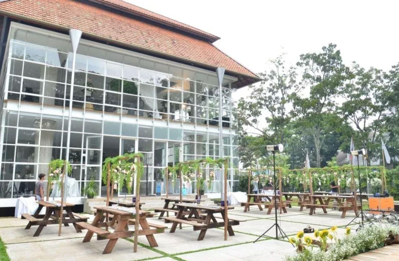 Suasana Hijau di Malaka Hotel Bandung Untuk Pernikahan Anda