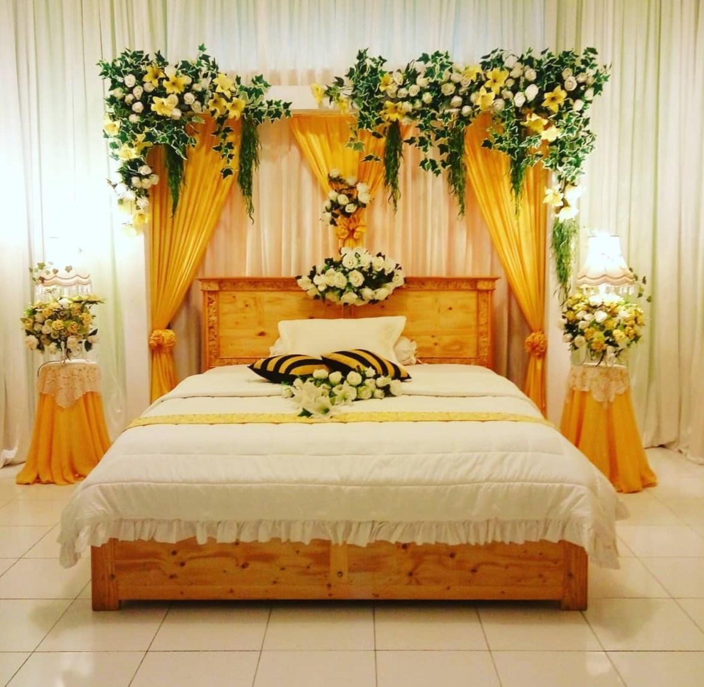 Menentukan Konsep Dekorasi Kamar Pengantin Anda Idewedding
