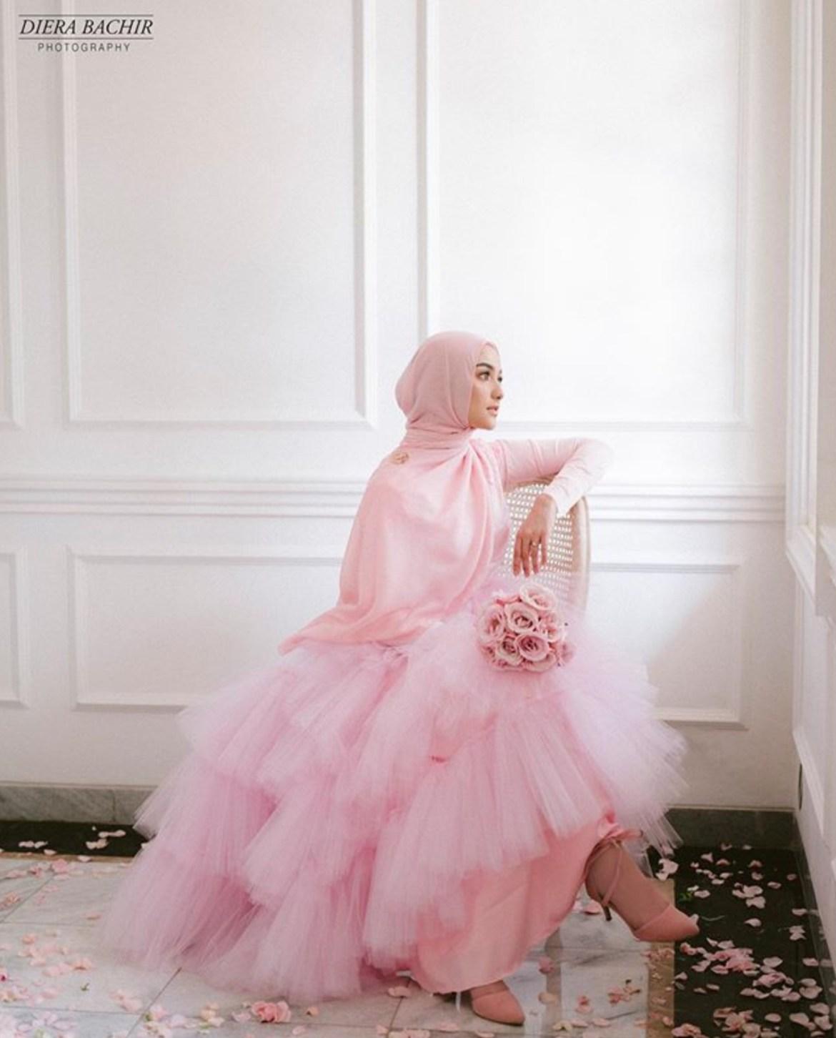 Trend Masa Kini Untuk Dekorasi Pernikahan Warna Pink