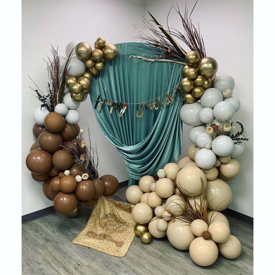 Photo Booth Bertema Balon-Balon