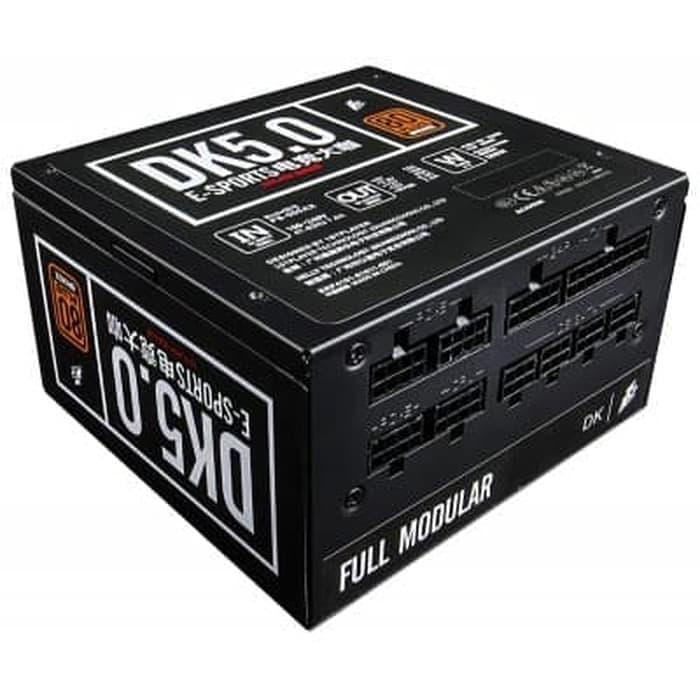 1STPLAYER Gaming PSU DK5.0 500W Full Modular - PS-500AX(BM) 80+ Bronze