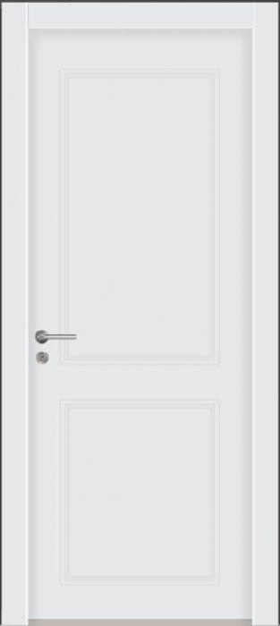 דלת לפאנל מבודד