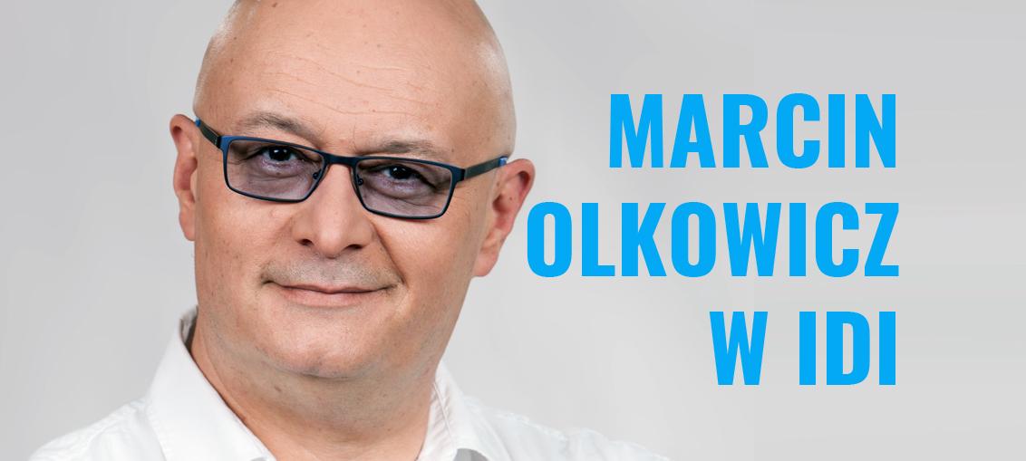 Marcin Olkowicz w IDI