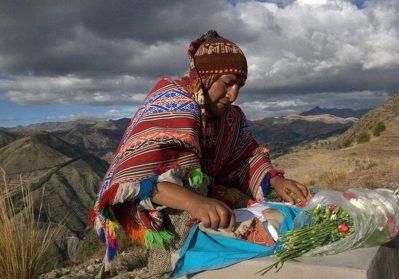 Quechuan-shaman
