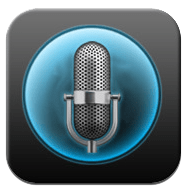 Andrea Pure Audio Live iPhone iPad app compatible with Dragon NaturallySpeaking