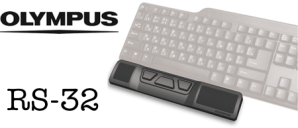 RS32 Olympus RS-32 hand controller for transcription
