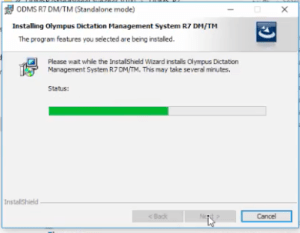 Download Olympus ODMS R7 for Windows Free