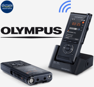 Olympus DS-9000 and DS-9500 Digital Dictaphone for macOS and Windows