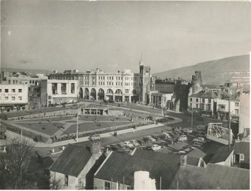 Rest Gardens as they were called in 1954
