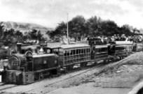 An early Mumbles train 1899