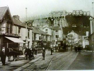 Craddock Street Swansea