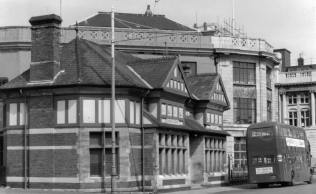 Dockers Club in Victoria Road opposite the Museum