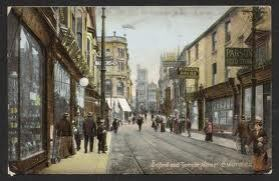 oxford and temple streets in Swansea