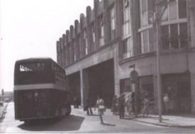 Bus Garage Singleton Street Swansea United Welsh