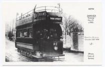 A Swansea tram