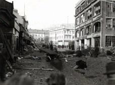 Dillwyn street damage 1941