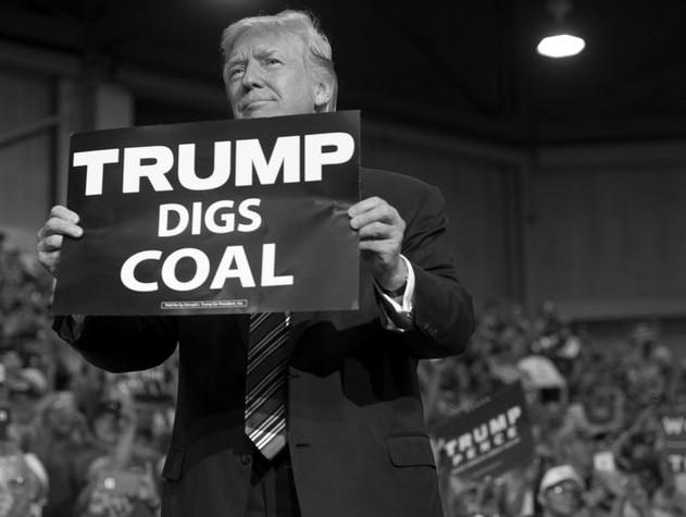 s01e02 Trump Digs Coal