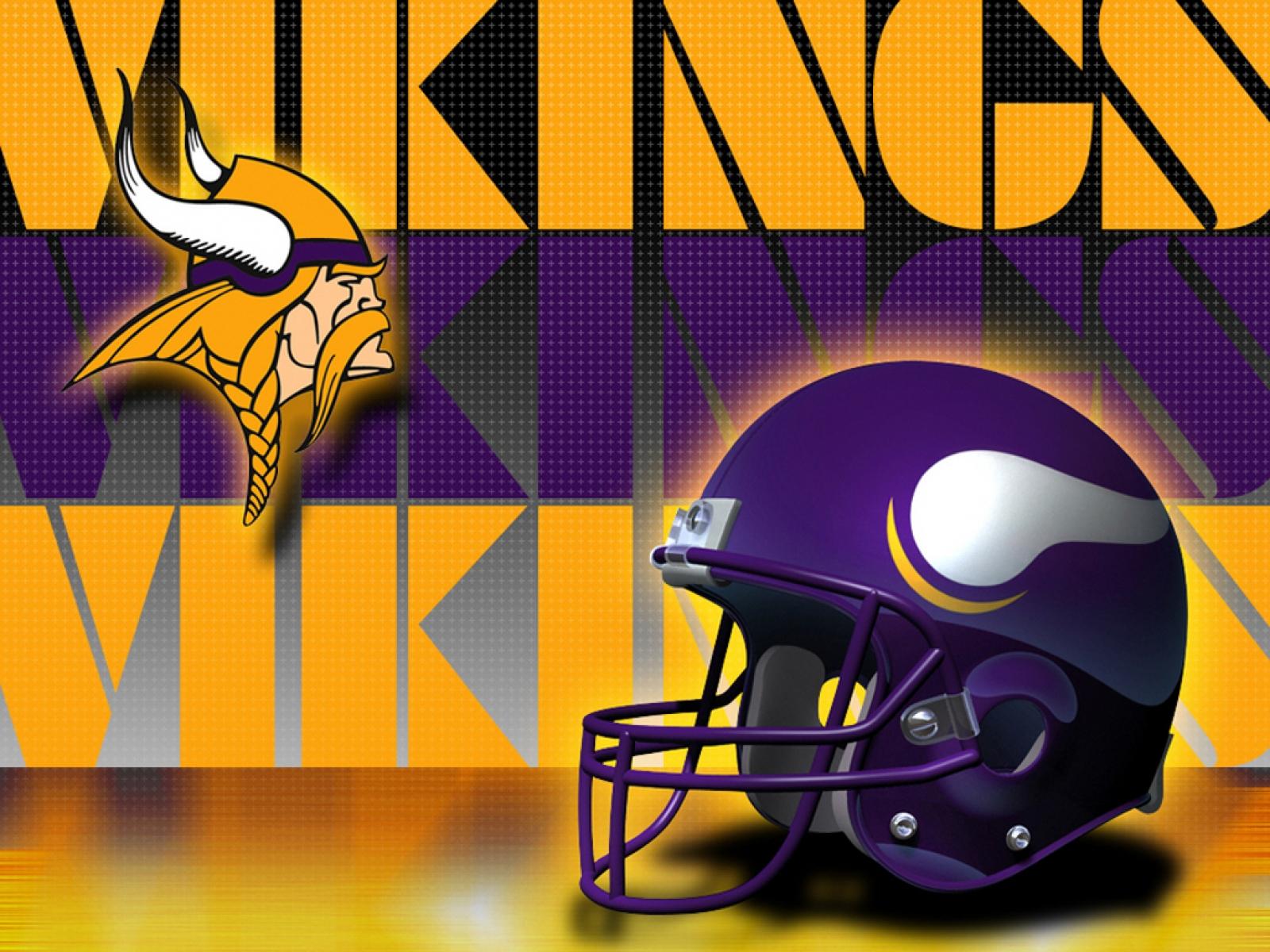 Minnesota Vikings Helmet Side 1600 1200 Digital Citizen