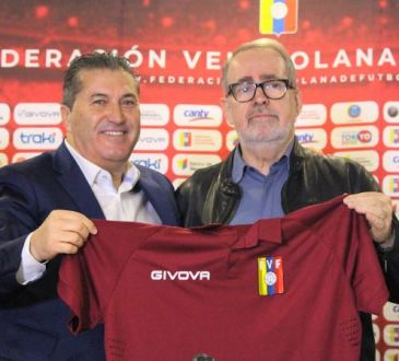 José Peseiro y Laureano González